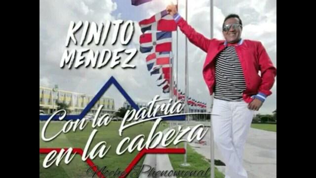 Kinito Mendez-Con La Patria En La Cabeza