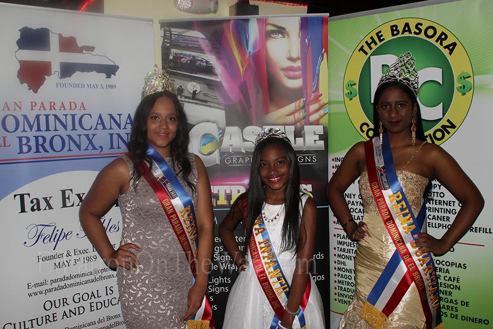 Coronacion De Las Reinas De Lagranparadominicanasdelbronx2017