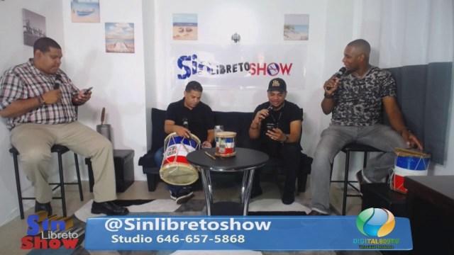 Sin Libreto Show EP66 Vicky Maria Ala Jaza Y Ceky Viciny (Digital809tv.com) @SinLibretoShow