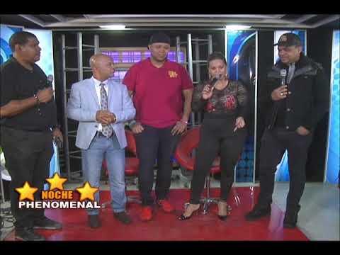 La Entrevista A Nuestro Equipo Sin Libreto Show En Noche Phenomenal