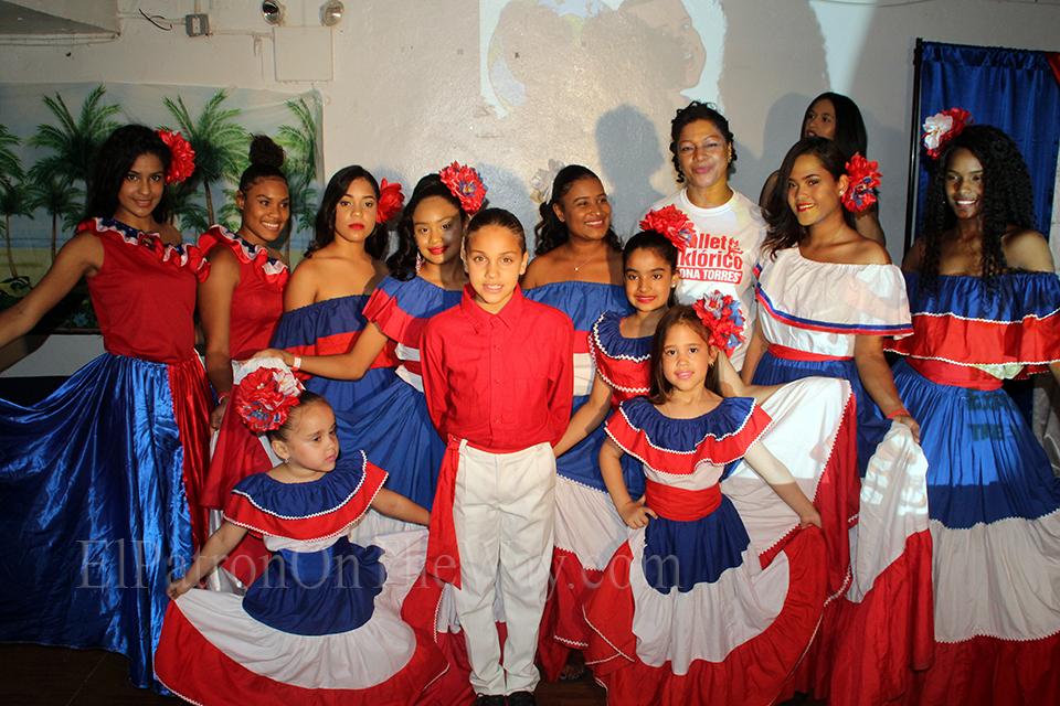 """10mo Aniversarios Del Ballet Folklorico""""Ramona Torres"""""""
