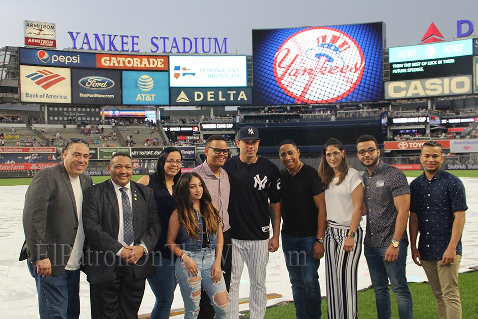 Los Yankees Dedican Dia A Lagranparadadominicanadelbronx2018