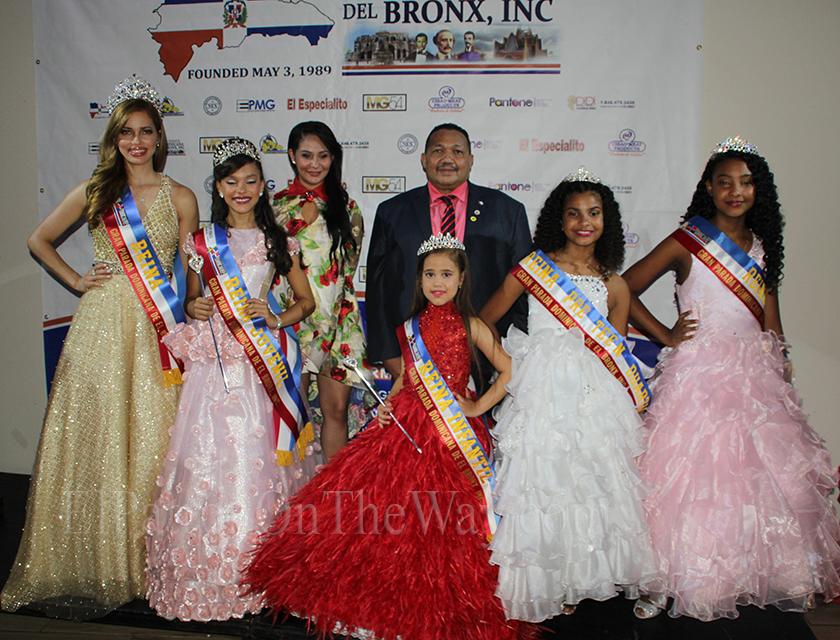 Coronacion De Las Reinas DeLagranparadadominicanadelbronx 7-15-18