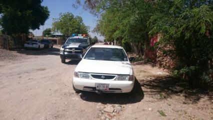 auto robado 2