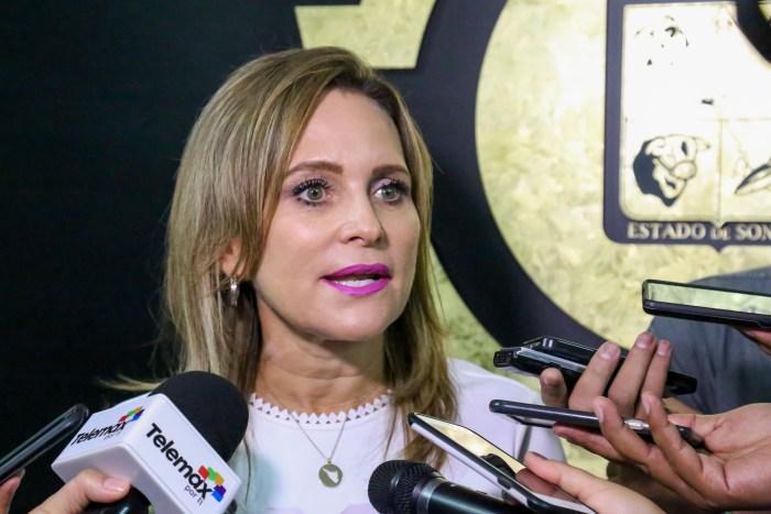 Eligen a Kitty Gutiérrez Mazón, presidenta del Congreso del Estado