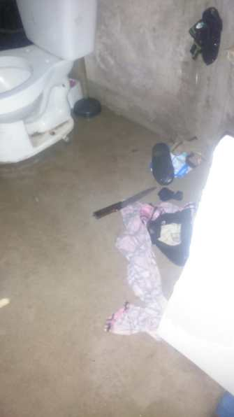 Detenido Andres Guadalupe arma