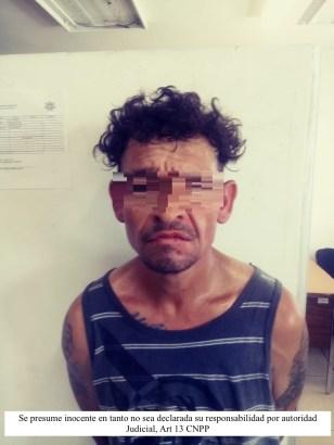 José Alejandro, detenido