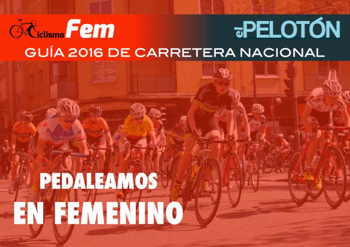 Guía CiclismoFem-El Pelotón 2016