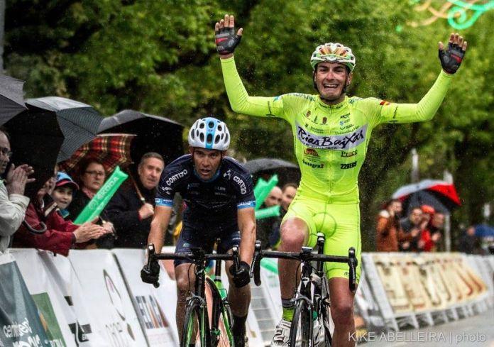 """Triunfo de """"Gallu"""" en el Trofeo de Ascensión de Santiago (Foto: Facebook """"José Manuel Gutierrez Revuelta"""")"""