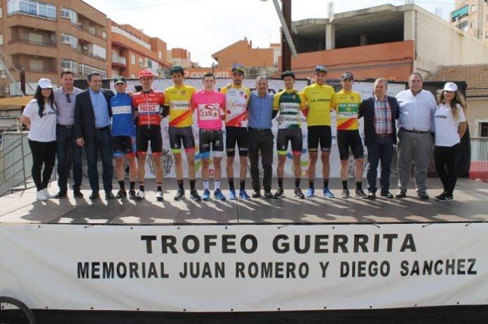 Foto de familia de este Trofeo Guerrita (Foto: @TrofeoGuerrita)