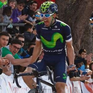 Ion Izagirre celebra la victoria durante la edición 2016. (Fuente: Europa Press)