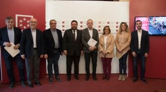 Presentación Campeonato España Castellón 2018