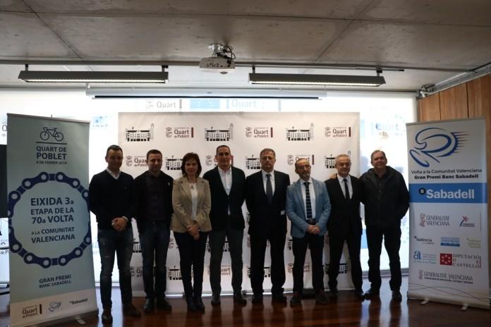 volta comunitat valenciana tercera etapa