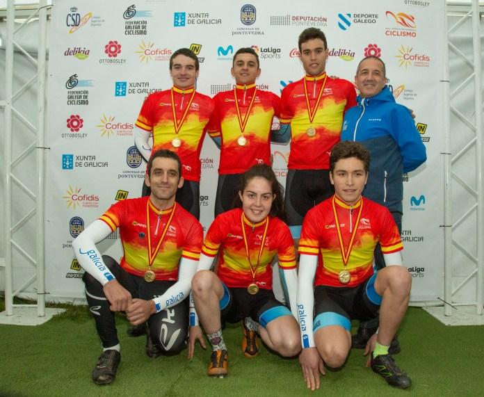 Galicia Team Relay