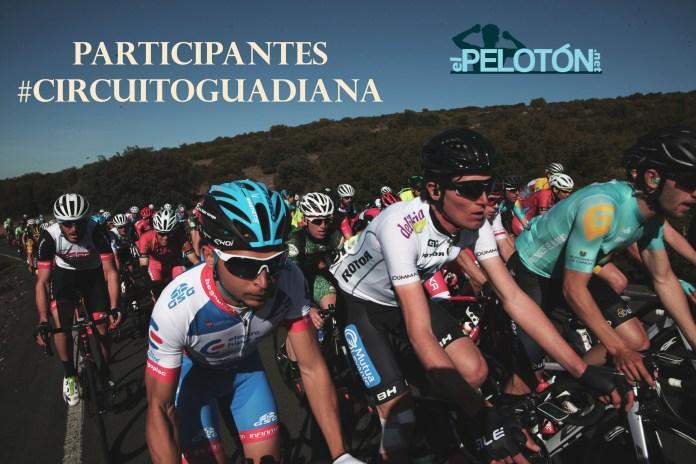Participantes Don Benito