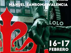 Memorial Sanroma 2019 cartel