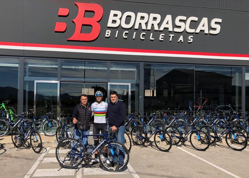 Berria Borrascas Valverde Team