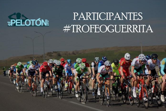 Participantes Trofeo Guerrita