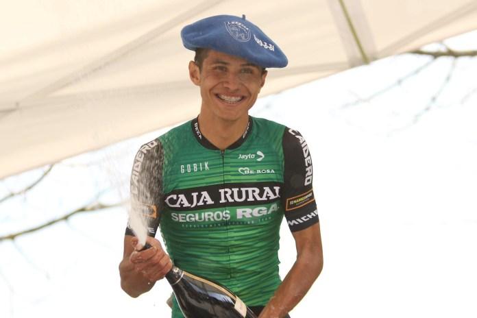 Juan Fernando Calle Caja Rural Gorla