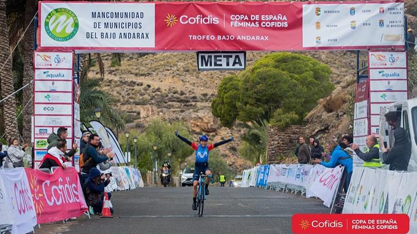 Lorena Llamas Movistar Almería