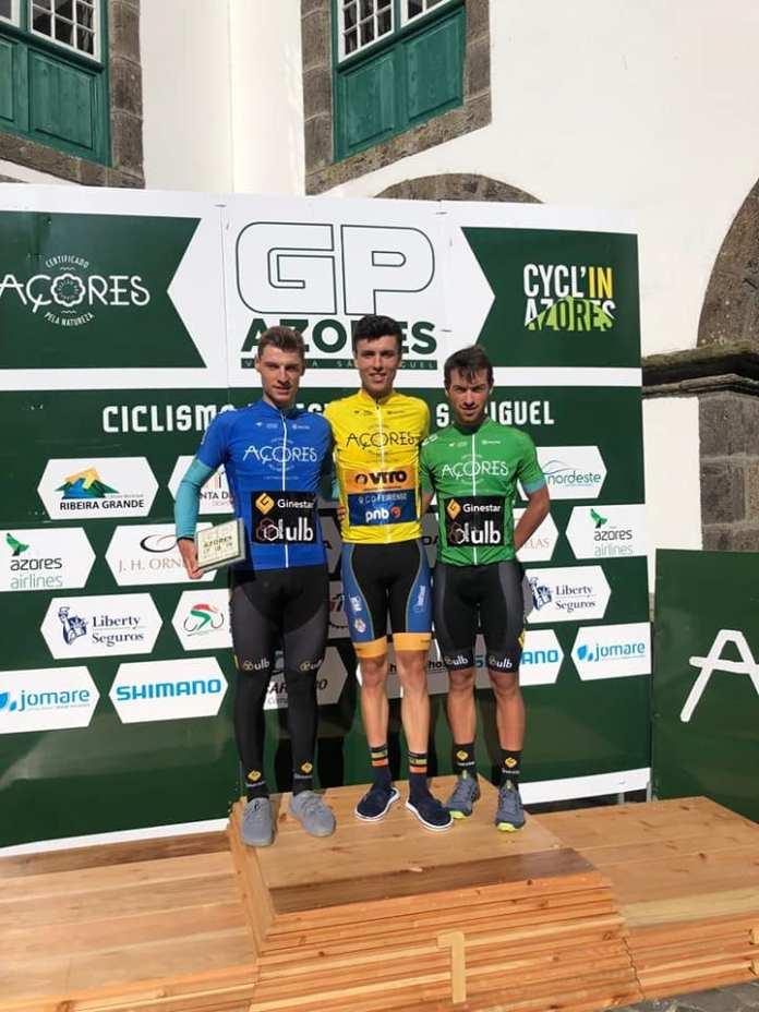Podium GP Azores Ginestar ULB