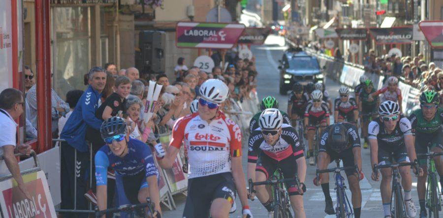 Vuelta Navarra etapa 2