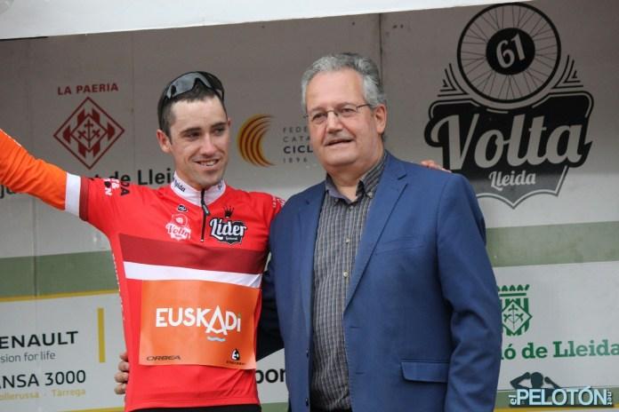 Txomin Juaristi Euskadi Volta Lleida