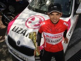 Miguel Muijka Equipo Lizarte Campeón de Navarra