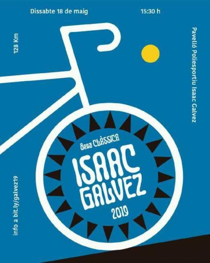 cartel Isaac Galvez