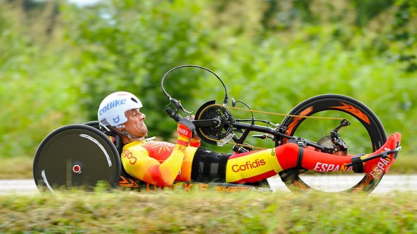 copa del mundo de ciclismo adaptado