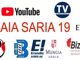 Bizkaia Saria etapa 1 retransmisión