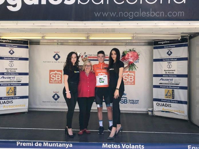 Javi Serrano Kometa Contador Cursa Llobregat