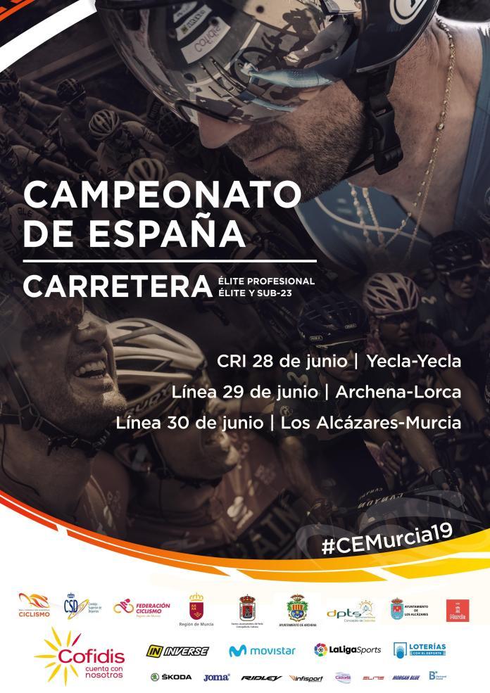 Campeonato de España sub-23 2019 Murcia