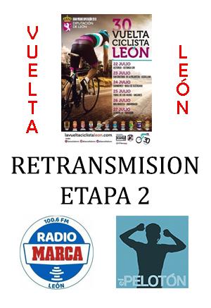 Retransmisión Vuelta León etapa 2