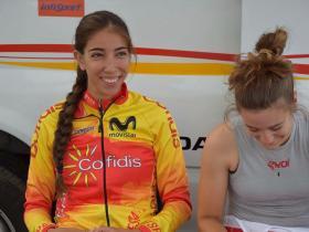 sandra alonso women cycling team casa dorada