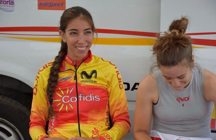 sandra alonso women cycling team casa dorada
