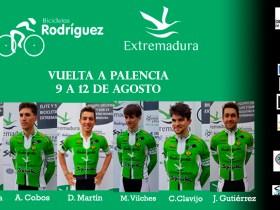 Alineación Palencia bicicletas rodriguez extremadura