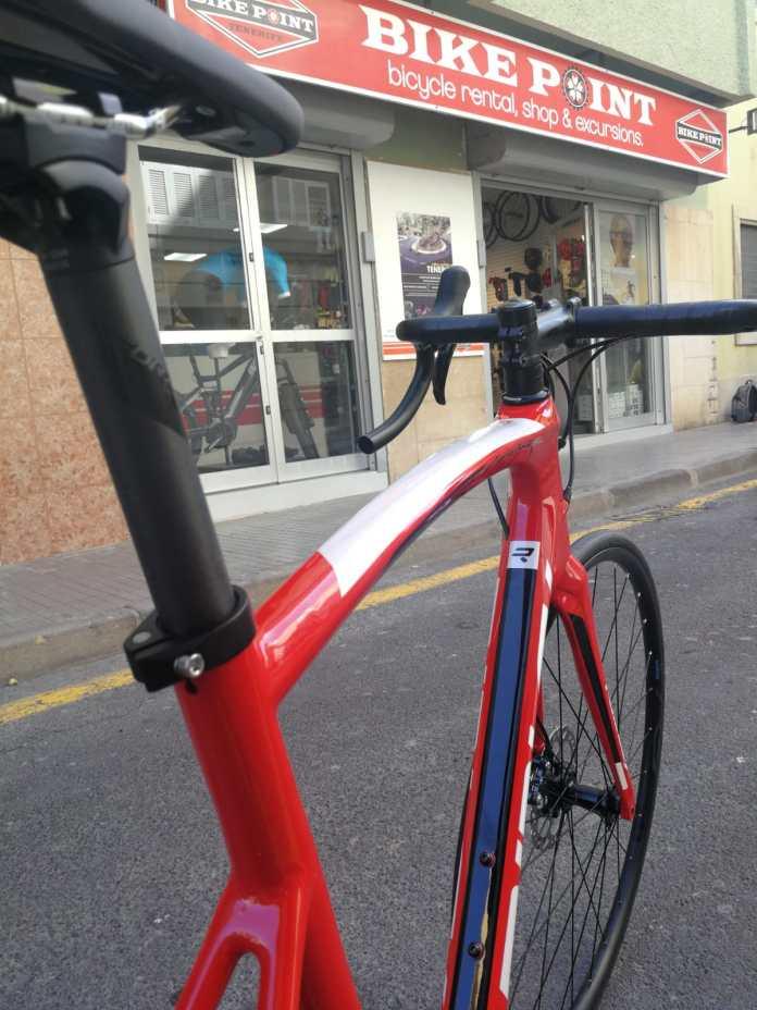 Ridley Fenix SL Tenerife Bikepoint