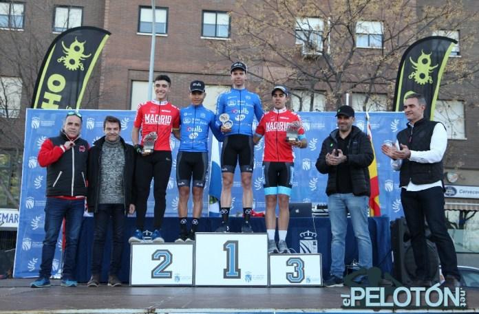 Podium GP Bicicletas El Bicho 2020