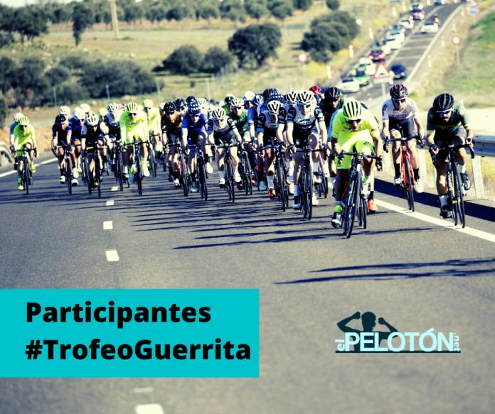 Participantes Trofeo Guerrita 2020