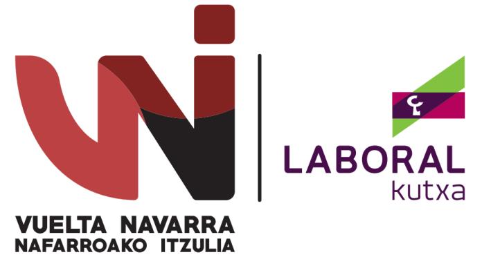 Vuelta a Navarra logo