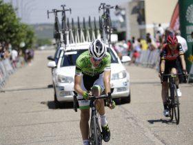 Adrián Cobos Bicicletas Rodríguez-Extremadura Trofeo San José
