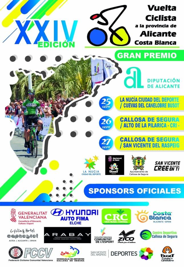 Vuelta Provincia Alicante