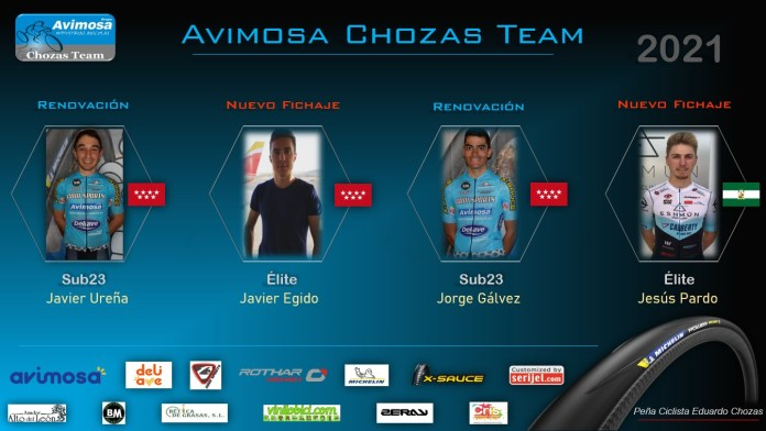 Fichajes Avimosa Chozas Team