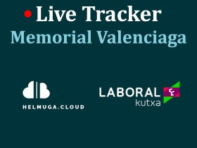 Live Tracker Memorial Valenciaga TV