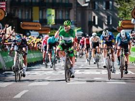 Cavendish celebra su 34ª victoria (Foto: letou.fr)