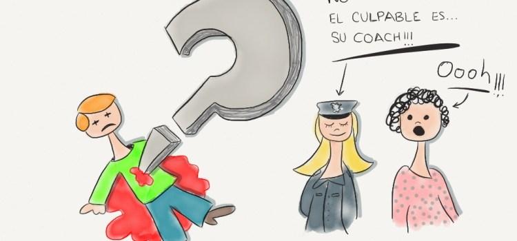 QUIÉN ES EL ASESINO? – Viñeta