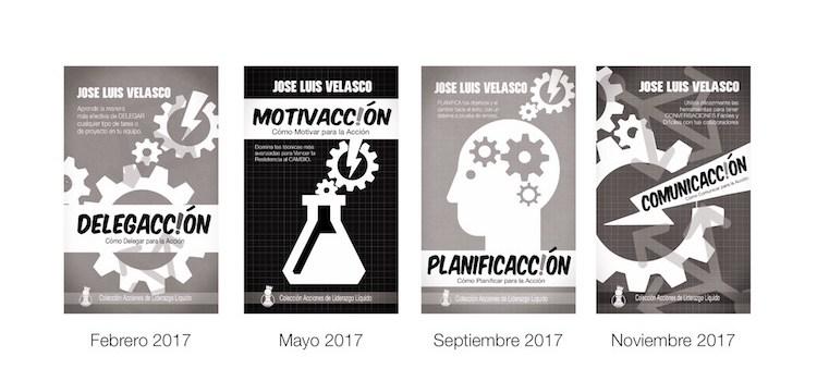 COLECCIÓN ACCIONES DE LIDERAZGO LÍQUIDO