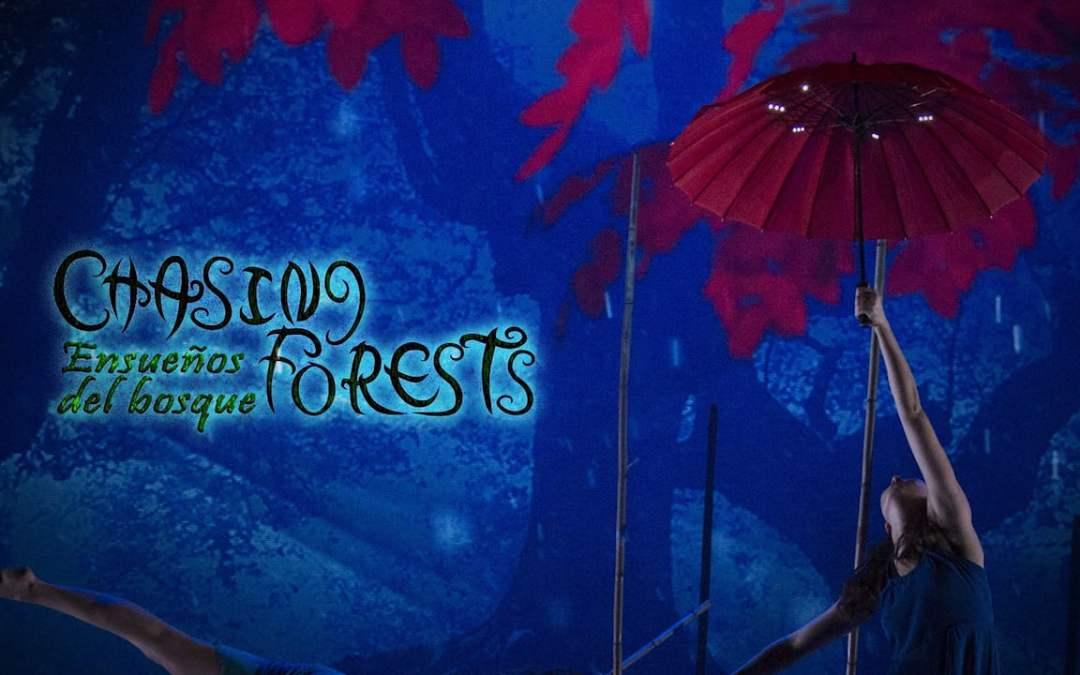 Chasig Forests de Larumbe danza