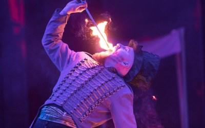 Los viajes de Marco y Pili (Circo Price en Navidad) de SOM! y Escuela de circo Carampa